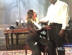 WillTileXXX/Cucking Behind the Scenes starring Madeline Marlowe