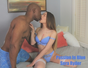 WillTileXXX/Passion In Blue f Sera Ryder