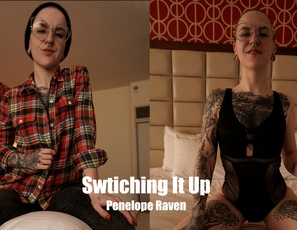 WillTileXXX/Switching It Up - Penelope Raven