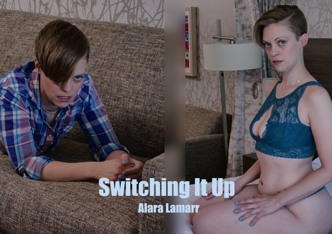 WillTileXXX/Switching It Up Alara Lamarr